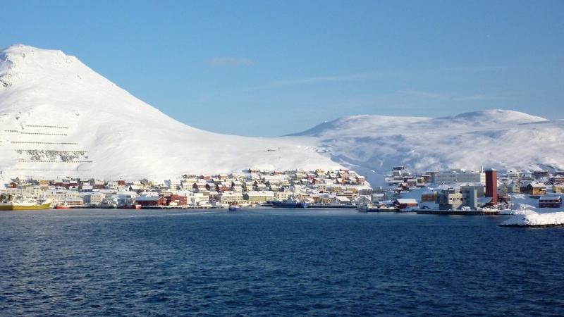 Hammerfest havøysund