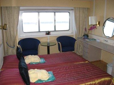 Ms Albatros Fotos Der Kabinen Suiten
