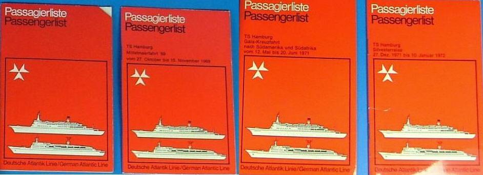 Hamburger Passagierlisten Kostenlos