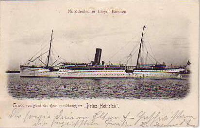 Vos paquebots préférés de la Norddeutscher Lloyd Prinz_Heinrich