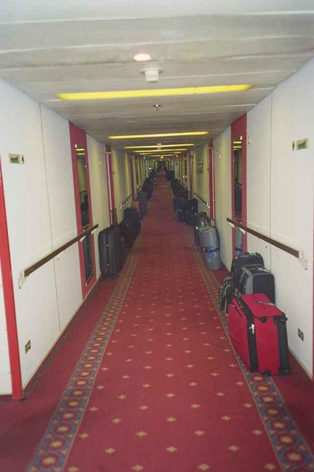 Tag 17: Fahrt nach Bremerhaven (Seetag)