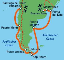 reisebericht rund um südamerika mit celebrity infinity